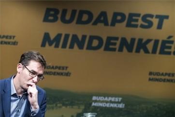 Karácsony: Budapest új vezetése partneri viszonyra törekszik a kormánnyal - A cikkhez tartozó kép