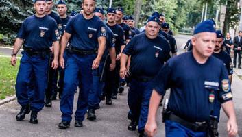 Továbbra is magyar rendőrök segítik Észak-Macedónia és Szerbia határőrizetét - illusztráció
