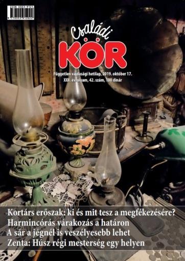 Családi Kör (2019. október 17.): A gyermekeket meg kell védeni az eredménytelen intézményektől! - A cikkhez tartozó kép