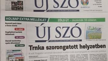 Főszerkesztőváltás a szlovákiai magyar napilapnál - illusztráció