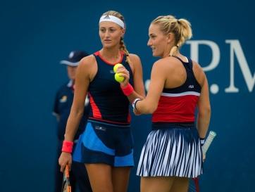 Tenisz: Babos párosban elődöntős Moszkvában - A cikkhez tartozó kép