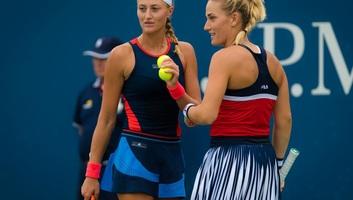 Tenisz: Babos párosban elődöntős Moszkvában - illusztráció