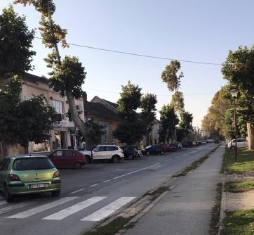 Óbecse: Holnaptól útlezárás a Zöldfás utcában - A cikkhez tartozó kép