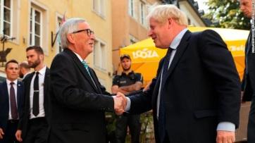 """Brexit: Johnson szerint """"nagyszerű új megállapodás született"""" - A cikkhez tartozó kép"""