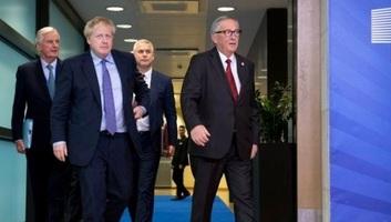 EU-csúcs: Aláírták az új megállapodást az Egyesült Királyság kiválásának feltételeiről - illusztráció