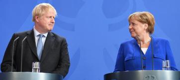 Merkel: Jó hír az újabb Brexit-megállapodás megszületése - A cikkhez tartozó kép