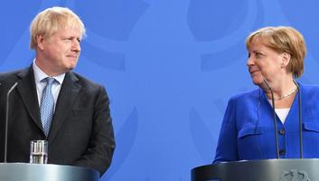 Merkel: Jó hír az újabb Brexit-megállapodás megszületése - illusztráció