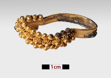 Páratlan arany ékszereket és más műkincseket találtak Lord Elgin 1802-ben elsüllyedt hajóján - A cikkhez tartozó kép