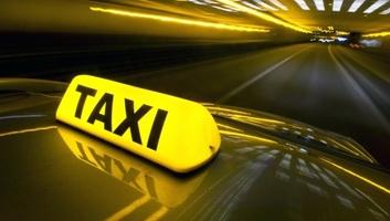 Állami támogatás a taxisoknak: Néhány ezer euró tetszőleges márkájú, ám fehér kocsik vásárlására - illusztráció