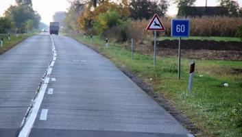 Ismét megváltozott a közlekedési rend Kishegyes és Topolya között - illusztráció