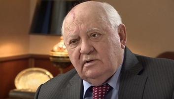 Gorbacsov orosz-amerikai nukleáris fegyverzetkorlátozási tárgyalásokat sürget - illusztráció