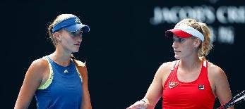 Tenisz: Babosék az elődöntőben búcsúztak Moszkvában - illusztráció