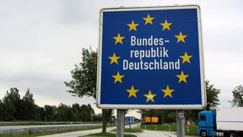 Svet: Nemačka pojačala kontrolu svojih granica - illusztráció