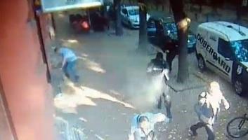 Videón a szabadkai bankrablás pillanatai - illusztráció