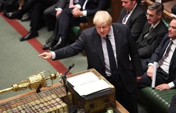 Napi fotó: Elfogadta a londoni alsóház azt a...
