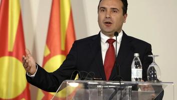 Előrehozott választásokat javasol az észak-macedón miniszterelnök - illusztráció
