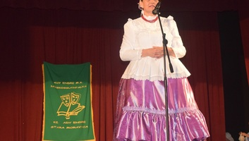 Bácskossuthfalva: Őszi népzenei találkozó a színházteremben - illusztráció