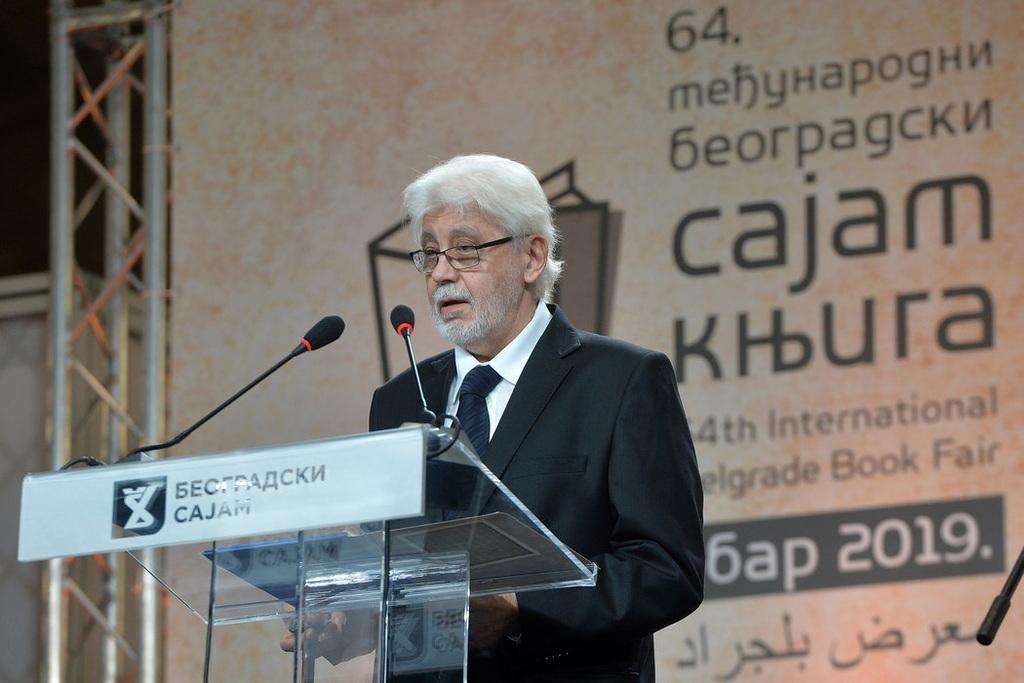 Milovan Vitezović nyitotta meg az idei könyvvásárt