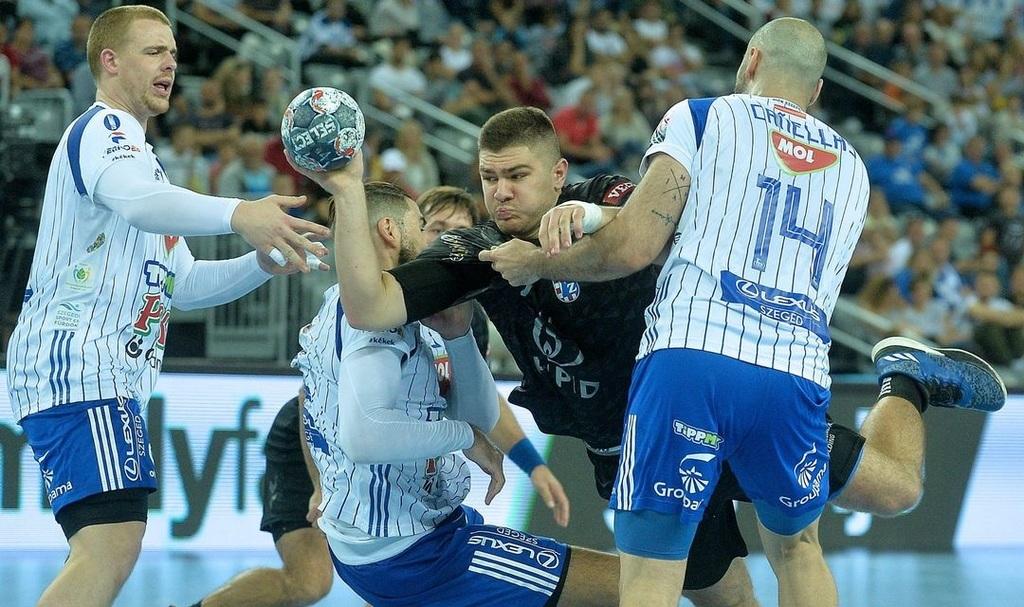 Idegenben nyert a Szeged