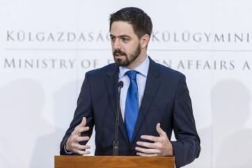 KKM-államtitkár: A magyar nemzet összefogással lehet sikeres - A cikkhez tartozó kép