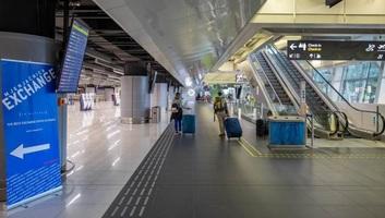 Rablás a dubrovniki repülőtéren - illusztráció