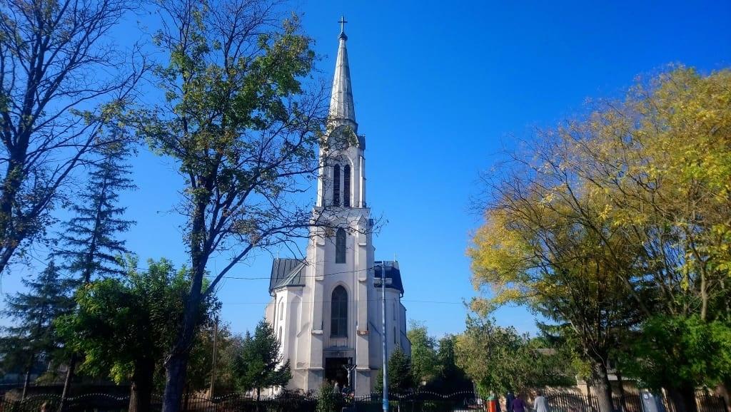 Szent Vendel Apát katolikus templom