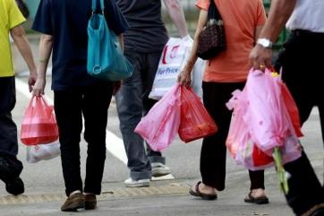 A műanyag zacskók használatának korlátozásáról fogadott el törvényjavaslatot a német kormány - A cikkhez tartozó kép
