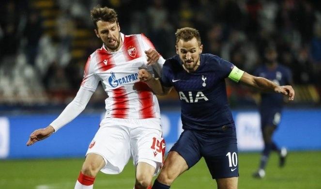 Belgrádban is jobbnak bizonyult a Tottenham