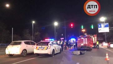 Kijevben autójában felrobbantottak egy üzletembert - egy halott, két sérült - A cikkhez tartozó kép