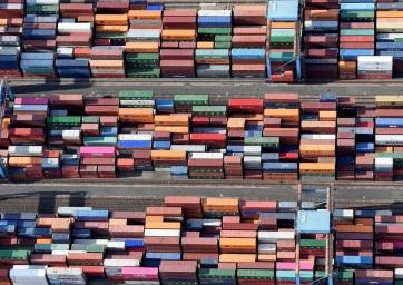 Erőteljesen bővült Németország exportja szeptemberben - A cikkhez tartozó kép