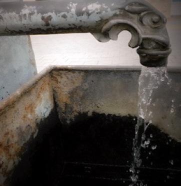 Az óbecsei artézi kutak vizének fogyasztása nem tilos, de nem ajánlott - A cikkhez tartozó kép