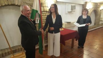 Szabadka: Magyar Ezüst Érdemkeresztet kapott Pekár Tibor - A cikkhez tartozó kép