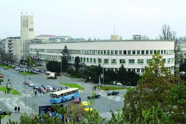 A tartományi kormány épülete