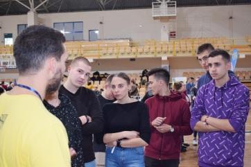 Zenta: Az itthoni továbbtanulási lehetőségekről tájékozódtak a fiatalok - A cikkhez tartozó kép