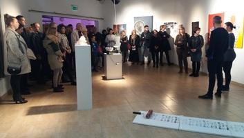 Megnyílt a TAKT tábor kiállítása: A RE jegyében - illusztráció