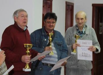 Sakk: Vadócz Károly nyerte a kishegyesi tornát - A cikkhez tartozó kép