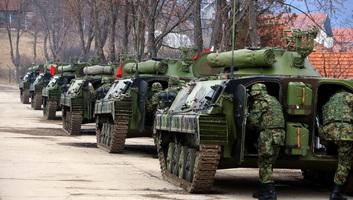 Szerbia három év alatt 830 millió eurót fektetett a fegyverkezésbe - illusztráció