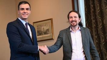 Koalíciós kormány létrehozásáról állapodott meg a spanyol szocialista párt és az Unidas Podemos - illusztráció