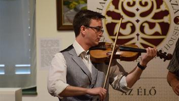 Cseszák Zsombor koncertje a Hagyományok Házában: Köszönet Annának - illusztráció