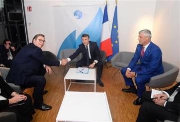 Vučić: Előbb szüntessék meg a koszovói pótvámokat, utána folytatódhat a párbeszéd - A cikkhez tartozó kép