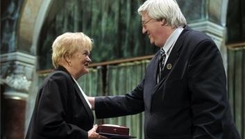 A magyar nyelv napja:  Átadták az Anyanyelvápolók Szövetsége idei díjait - illusztráció
