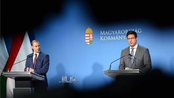 Gulyás: Egyetlen fillér sem vész el az uniós támogatásokból - illusztráció