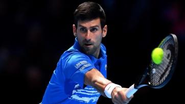Tenisz: Đokovićnak nem sikerült elődöntőbe jutnia az ATP-világbajnokságon - A cikkhez tartozó kép