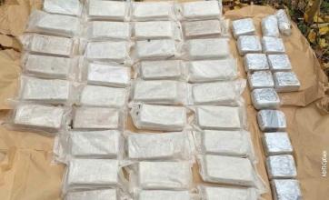 77 kilogramm kokaint és több értékes autót foglaltak le - A cikkhez tartozó kép
