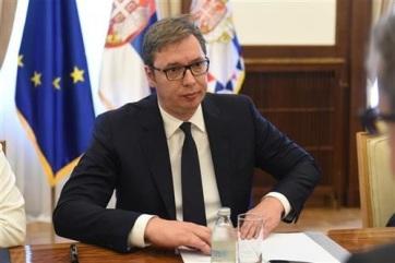 Vučić nem utazik Zágrábba az Európai Néppárt kongresszusára - A cikkhez tartozó kép