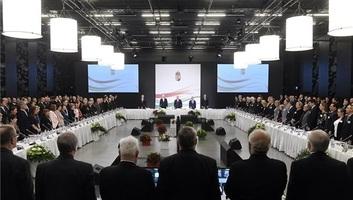 Orban na plenarnoj sednici Saveta dijaspore: Protivimo se imigraciji, Mađari se mogu zameniti samo Mađarima - illusztráció
