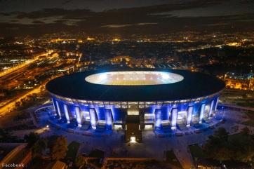 Stadionavató: Két és fél év alatt épült fel a Puskás Aréna - A cikkhez tartozó kép