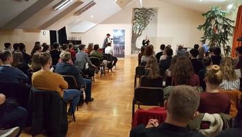 Szabadkán nyolcadszor tartotta meg őszi Ifjúsági Konferenciáját a VIFÓ - illusztráció