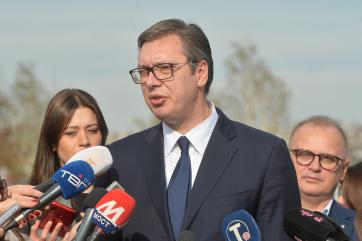 Vučić: Európában Szerbia jegyzi a legnagyobb gazdasági növekedést - A cikkhez tartozó kép