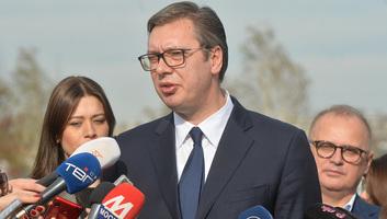 Vučić: Európában Szerbia jegyzi a legnagyobb gazdasági növekedést - illusztráció